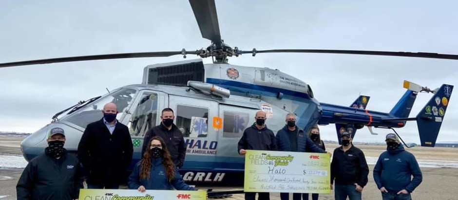 FMC and Partners Support HALO!