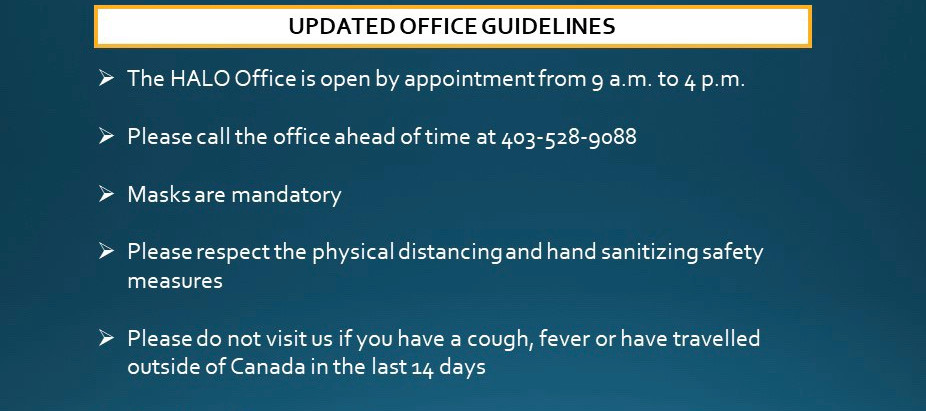 Updated Office Restrictions