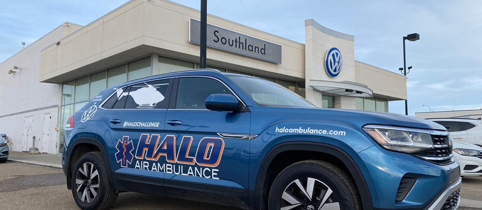 HALO and Southland Volkswagen Partnership!