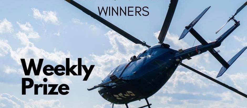Weekly Winner - Winning Wednesday- July 7
