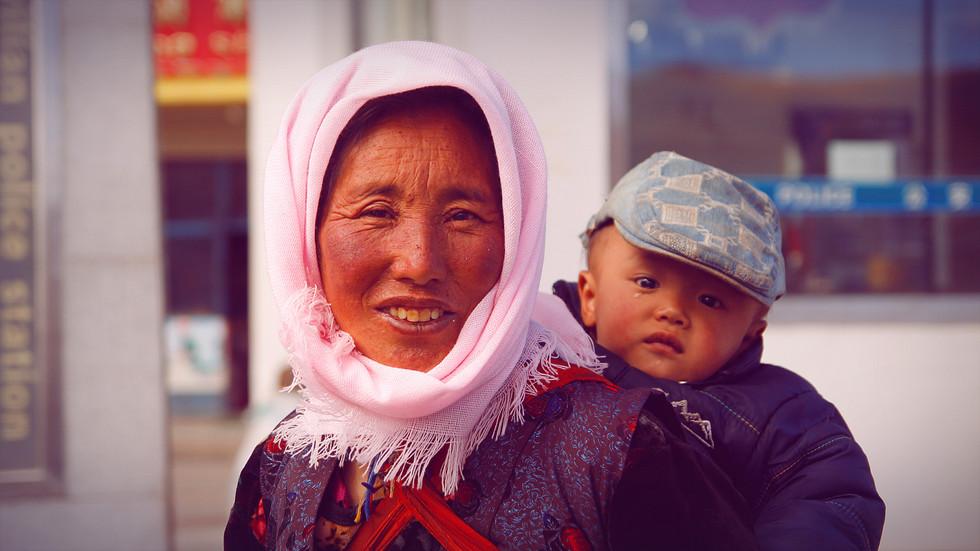 Глава 2. Китай - Тибет
