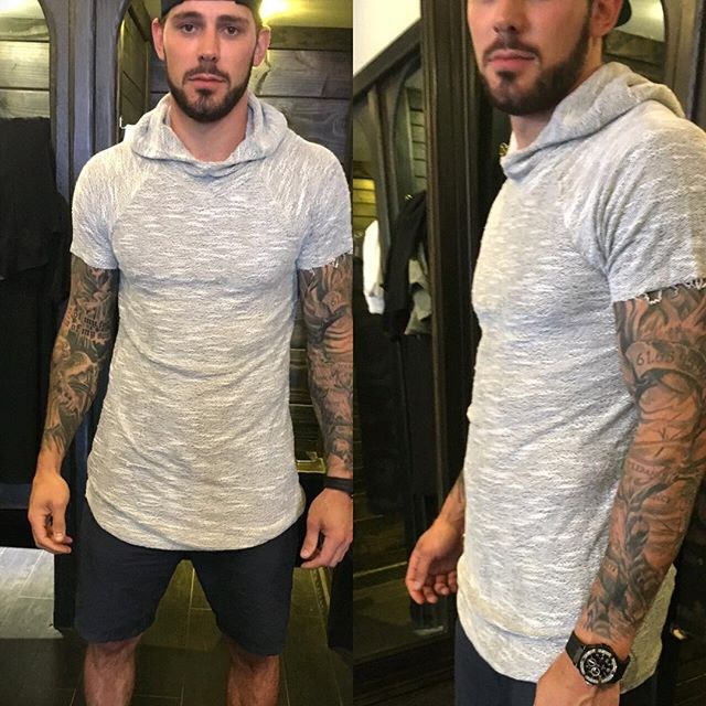 Canadian Hockey NHL player _tseguin92 showing support by purchasing _oliventa_  Grey distressed Euro