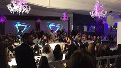 Venue from last nights fashion show