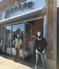 Make sure you guys check out Oliventa_ Clothing at Flasher on Melrose at 7609 Melrose unique styles