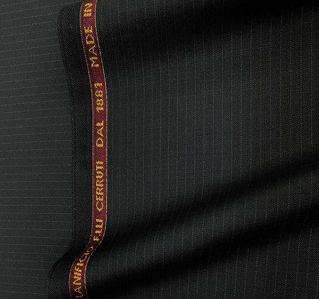 6964/8/4 Black Thin Stripe