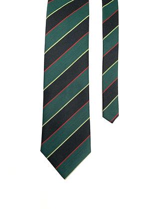 Green English Wool Tie