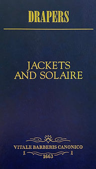 Drapers Jackets and Solaire