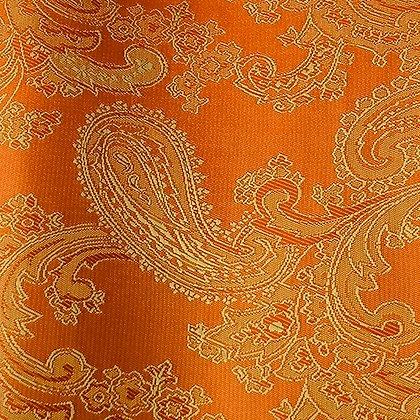 1018 Orange Paisley