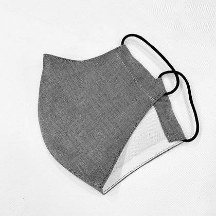Cotton Grey Mask