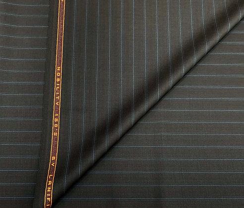 8161/314/15 Brown & Blue Stripe