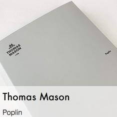 Thomas Mason Poplin