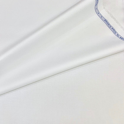 Twill White WHC 027F