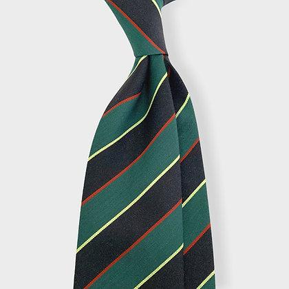 Forest Green Wool Tie