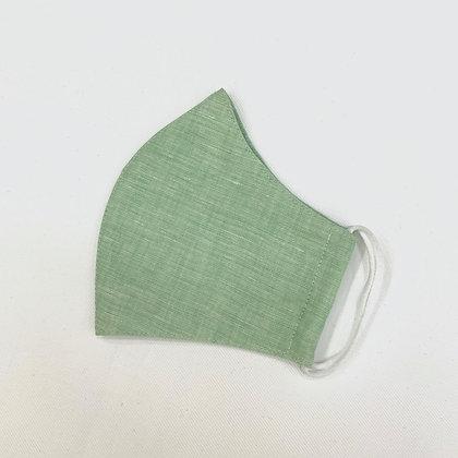 Lino Green Mask