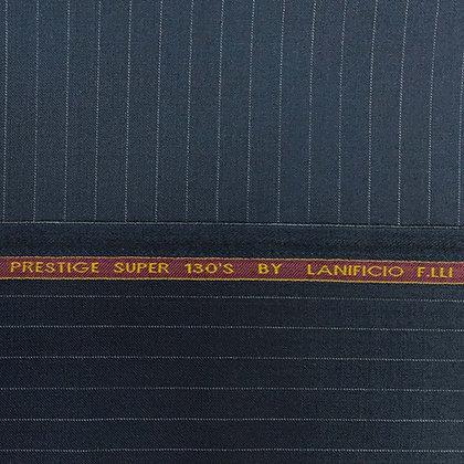 6964/5/9 Dark Blue Pinstripe
