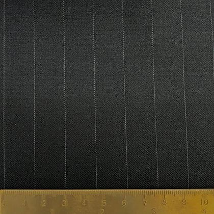 8161/111/6 Black Pinstripe