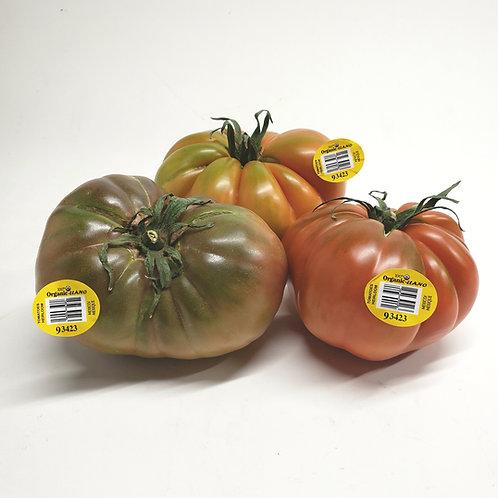 Organic Heirloom Tomatoes 1lb