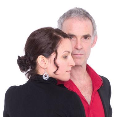 Jost Budde und Stefanie Pla Pérez Foto: Marcus Oberländer