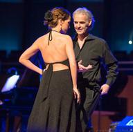 Tango Sí 2013, Tonhalle Düsseldorf Tanz: Jost Budde und Stefanie Pla Pérez Foto: Hartmut Schug