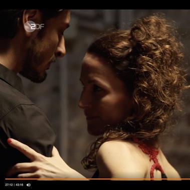 Tango im TV: mit Salvatore Greco