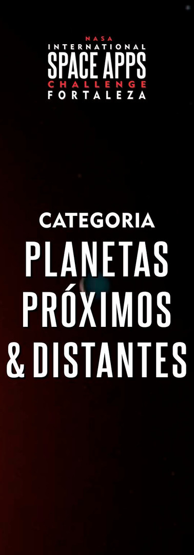 Planetas Próximos & Distantes