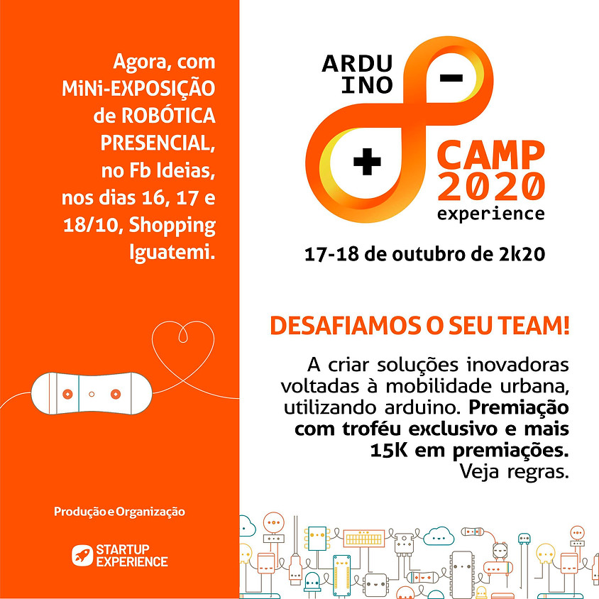 Arduino CampExperience 2020