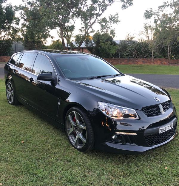 2015 Holden Clubsport