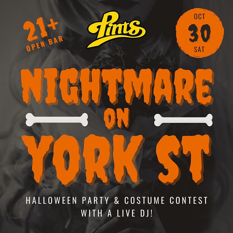 Nightmare on York St.