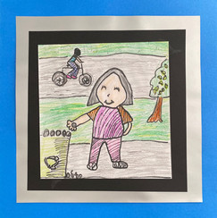 Julissa M., Grade 2, Woodland Elementary East School