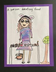 Christa A., Grade 2 Woodland Elementary East School