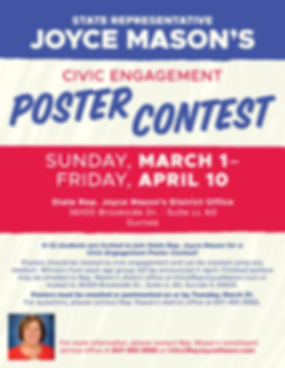 Mason Civic Engagement Poster Contest 3-