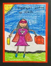 Aubrey M., Grade 3, Woodland Elementary East School