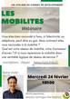 Les mobilités en zone peu dense : webinaire mercredi 24 février,  18h00
