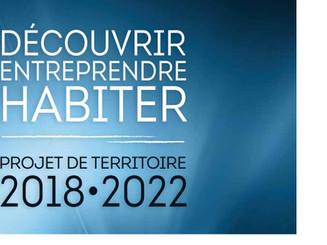 Projet de territoire 2018-2022
