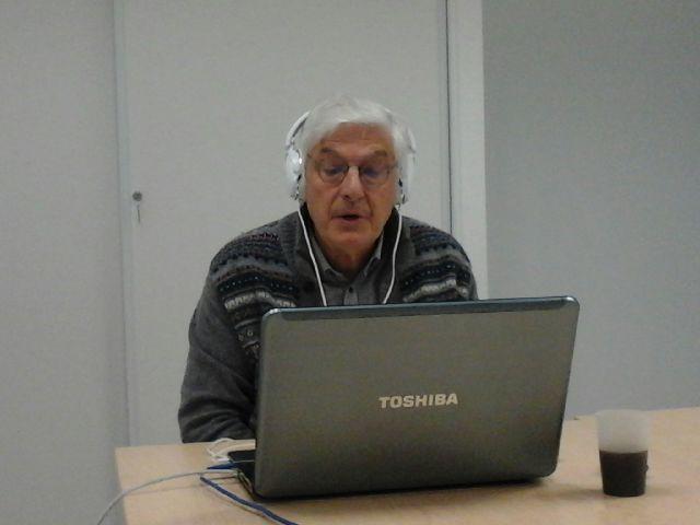 Le webinar est animé par Etienne Dervieux, membre du conseil de développement, de l'association de soutien aux victimes des pesticides de l'Ouest, du CRIGEN
