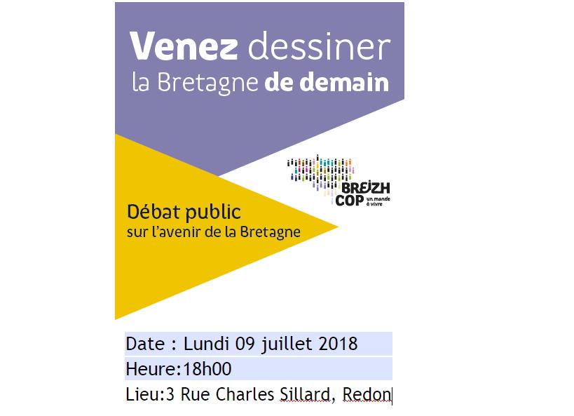 Venez dessiner la Bretagne de demain