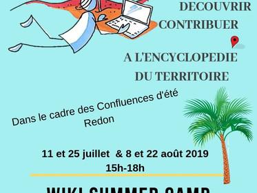 Wiki Summer Camp