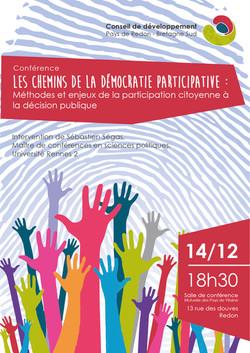 Conférence Participation Citoyenne