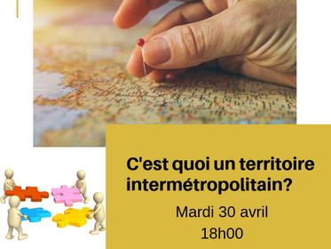 C'est quoi un territoire intermétropolitain ?