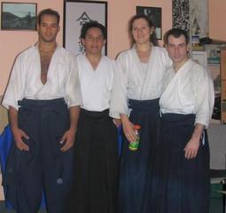 El primer seminario del año 2006