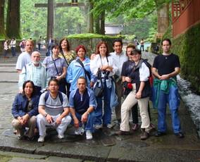 Viaje de exploración, educación y conocimiento de la cultura japonesa y gran seminario de aikido en