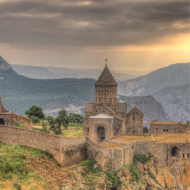 EXPERIENCE ARMENIA