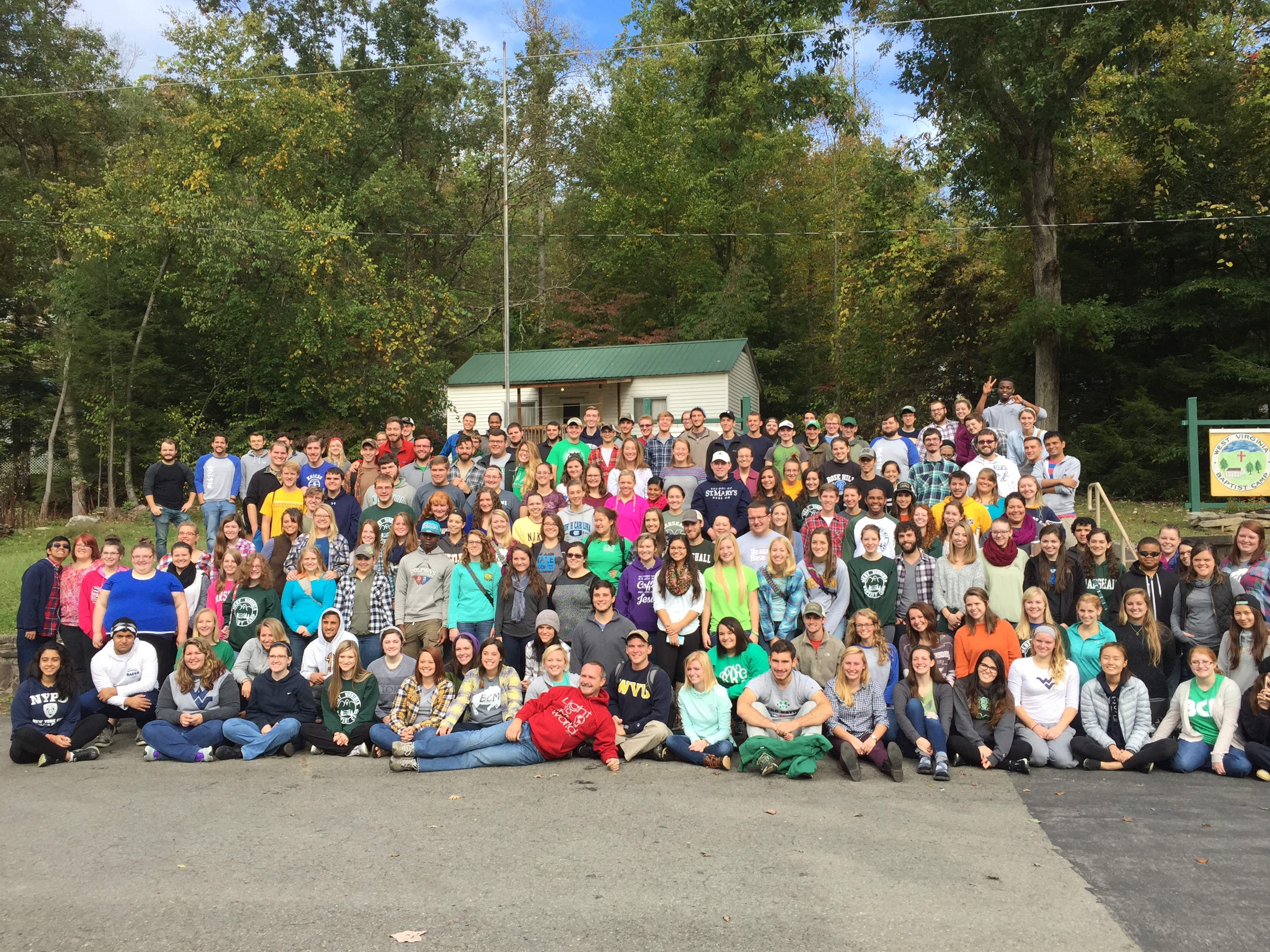 Fall Retreat, Oct 12-14