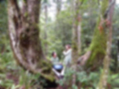 Doug and Elvina in the forest 1.jpeg