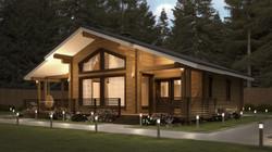 Заказать деревянный дом