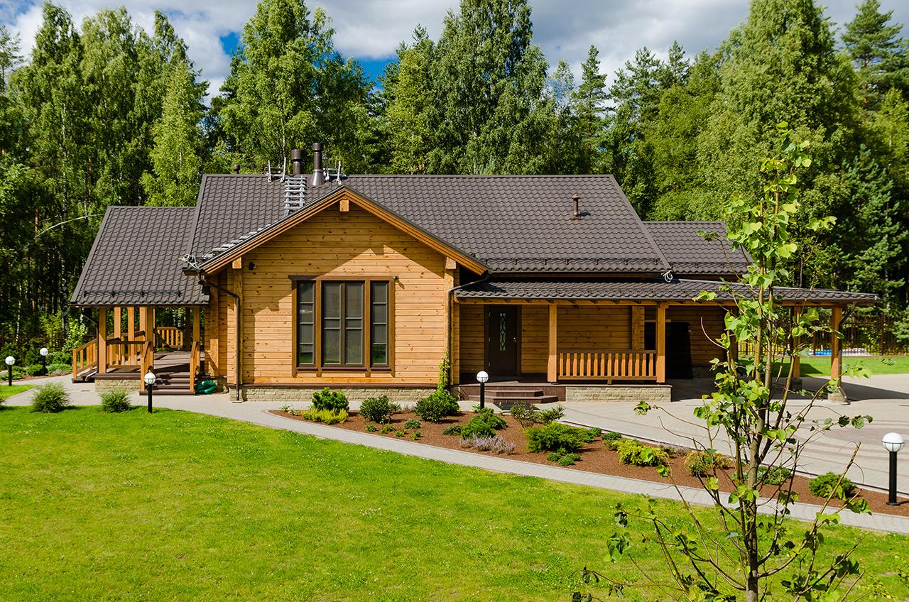 Закажите деревянный дом