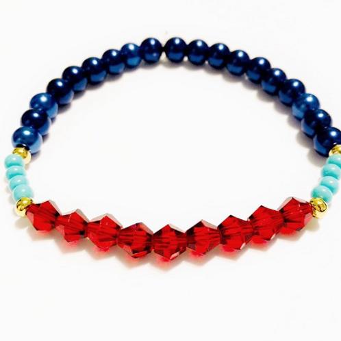 Bohemian Bead Bracelet