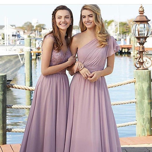 Bridesmaids dresses for all of your spec