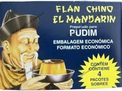 """Flan Chino """"El Mandarin"""""""