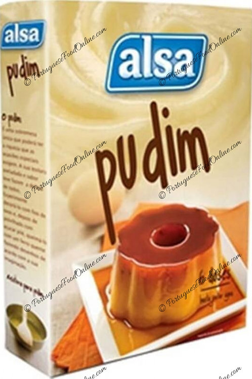 Alsa Flan Pudding